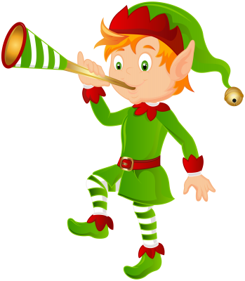 PNG images, PNGs, Elf,  (5).png