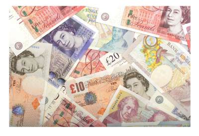 Pound Sterling, British Money, English Money, Paper Money, Notes, PNG images, Pound Note, Pound Notes,  (2).png