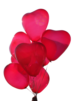 Balloons-693710 PSD file with small and medium free transparent PNG images