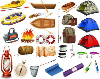 PNG images, Camping, Camp, Tent, Tents,  (15).png