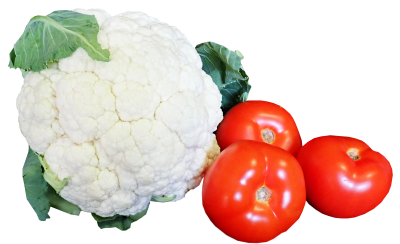 Vegetable PNG images, Vegetables, Cauliflower, tomato, tomato's, food, veg, healthy eating,