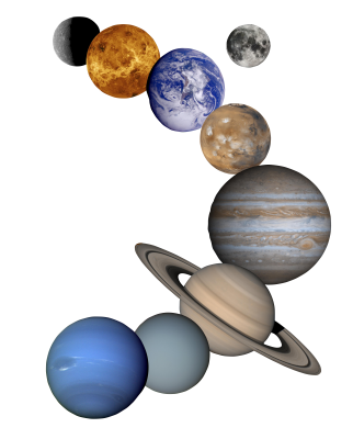 Solar-system-566537 PSD file with small and medium free transparent PNG images
