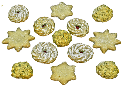 Christmas Biscuits, Cookie, Cookies, Butter CookiesChristmas Biscuits Cookie Cookies Butter Cookies.png