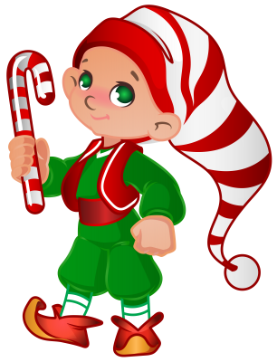 PNG images, PNGs, Elf,  (6).png