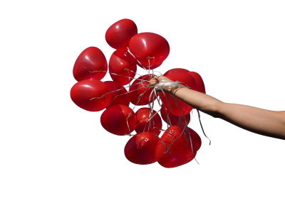 Balloons-693746 PSD file with small and medium free transparent PNG images