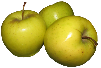 Apples, Fruit, Golden, Delicious, HealthyApples Fruit Golden Delicious Healthy.png