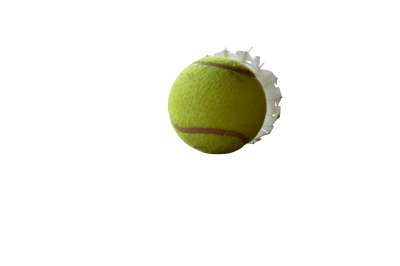 PSD files: Tennis ball