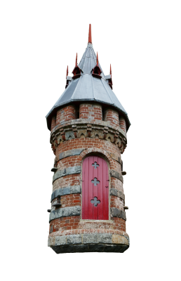 Building, Isolated, Pigeon House, Tower, Door, LedgeBuilding Isolated Pigeon House Tower Door.png
