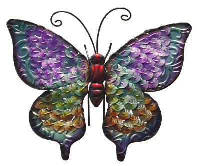 Butterfly, Metal Figure, Decoration, GartendekoButterfly Metal Figure Decoration Gartendeko.png