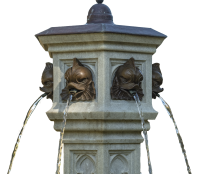 Fountain, Stone, Artwork, Water, Old, IsolatedFountain Stone Artwork Water Old Isolated.png