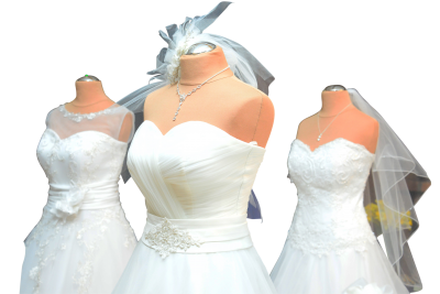 PNG images: Wedding dress