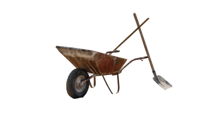 PNG images: Wheel Barrow