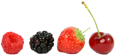 Raspberry, Strawberry, Cherry, Blackberries, IsolatedRaspberry Strawberry Cherry Blackberries Isolated.png