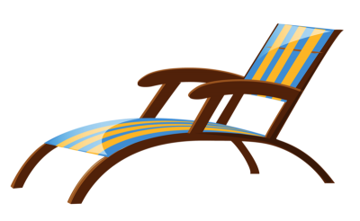 PNG images Deck chair (46).png