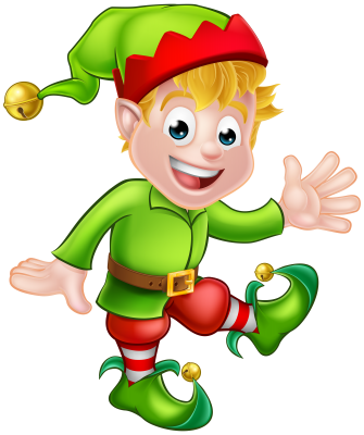 PNG images, PNGs, Elf,  (4).png