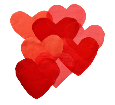 Hearts-315672 PSD file with small and medium free transparent PNG images