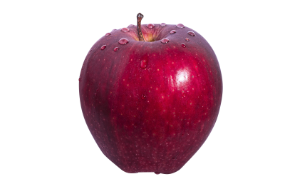 PSD files: Red apple