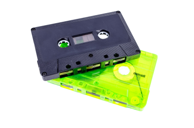 PSD files Cassette tape