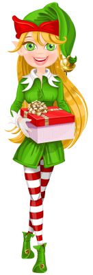 PNG images, PNGs, Elf,  (11).png