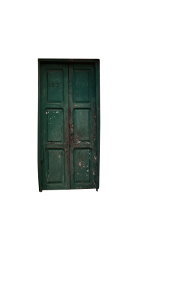 PSD files: Green door