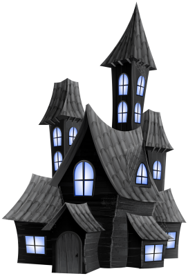 Halloween, Haunted House, Scary, Spooky, Haunted, DarkHalloween Haunted House Scary Spooky Haunted.png