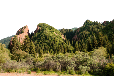Mountains-810901 PSD file with small and medium free transparent PNG images