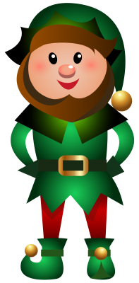 PNG images, PNGs, Elf,  (9).png