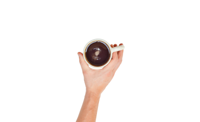 Coffee PSD file with small and medium free transparent PNG images