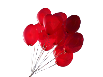 Balloons-693752 PSD file with small and medium free transparent PNG images