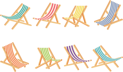 PNG images Deck chair (61).png