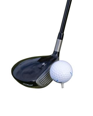 Golf club PSD file with small and medium free transparent PNG images