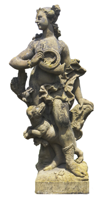 Diana, Hunting Goddess, Sculpture, Female, Stone FigureDiana Hunting Goddess Sculpture Female Stone Figure.png