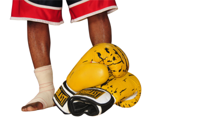 PSD files: Boxing Gloves